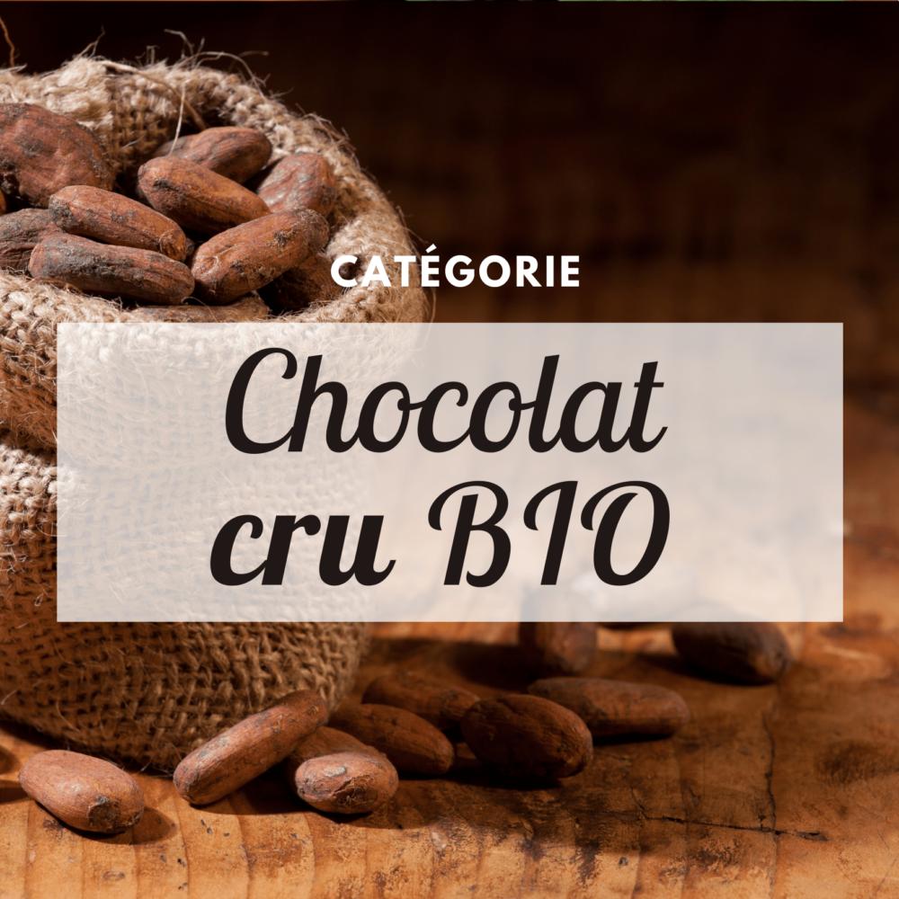 Chocolat cru BIO